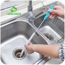 Щетка для чистки канализации домашняя Гибкая раковина ванночка