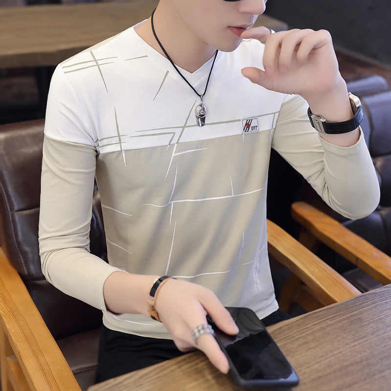 2019 Men Garment Cotton Top Short Sleeve Shirt G480
