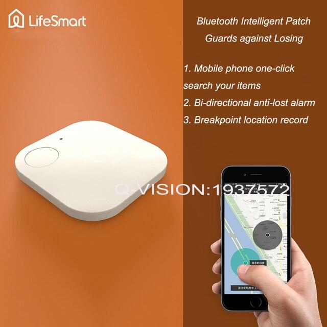 Lifesmart Bluetooth 4.0 Интеллектуальный Патч Анти-потерять 10-20 М Расстояние Управления bi-направления Сигнализации Переносные Устройства умный Дом Переключатель