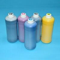 5 cor 1000 ml de Tinta Pigmento para Epson Stylus Pro 7700 9700 7710 9710 Impressoras Surecolor T3000 T5000 T7000 Impressora