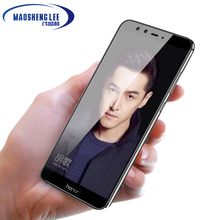 Protector de pantalla de cristal templado para Huawei, Protector de pantalla de vidrio templado 9H para huawei Honor 9 Lite, Honor 9 lite, lote de 2 unidades