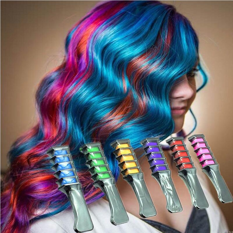 Ngjyra e modës Crayons Ngjyra e flokëve Bojë për vetulla Ngjyra e - Kujdesi dhe stilimi i flokëve