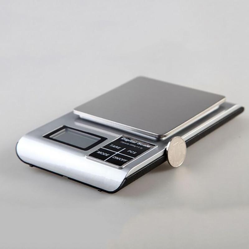500g * 0.01g máquina de pesaje de cocina balanzas médicas de - Instrumentos de medición - foto 3