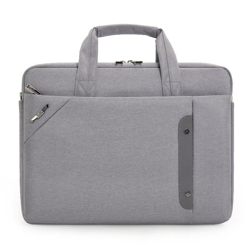 1835 New Oxford Cloth Computer Bag Large-Capacity Business Breeze Handbag Waterproof Wear-resistant File Briefcase