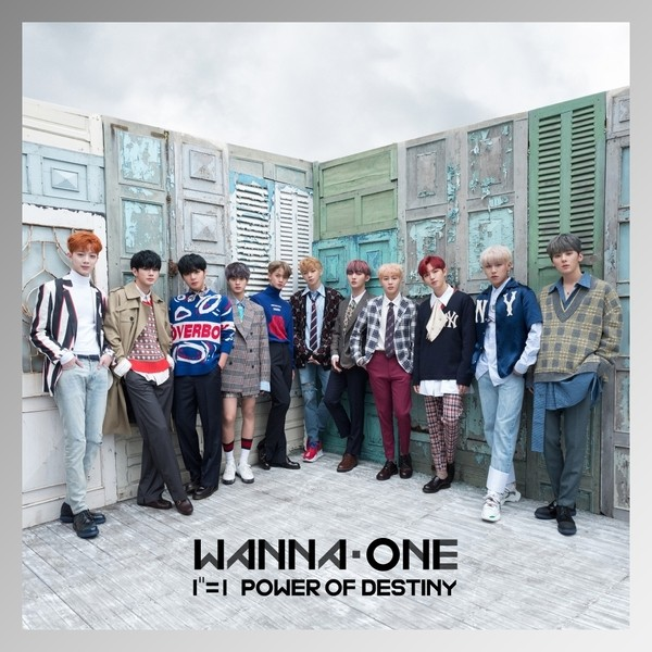 Wanna One - 1¹¹=1(POWER OF DESTINY)[320K/MP3]