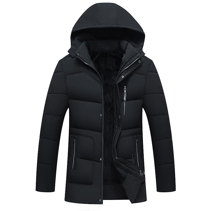 bc09d68db30 Detail Feedback Questions about men hat 2018 goose down jacket men winter  warm coats men