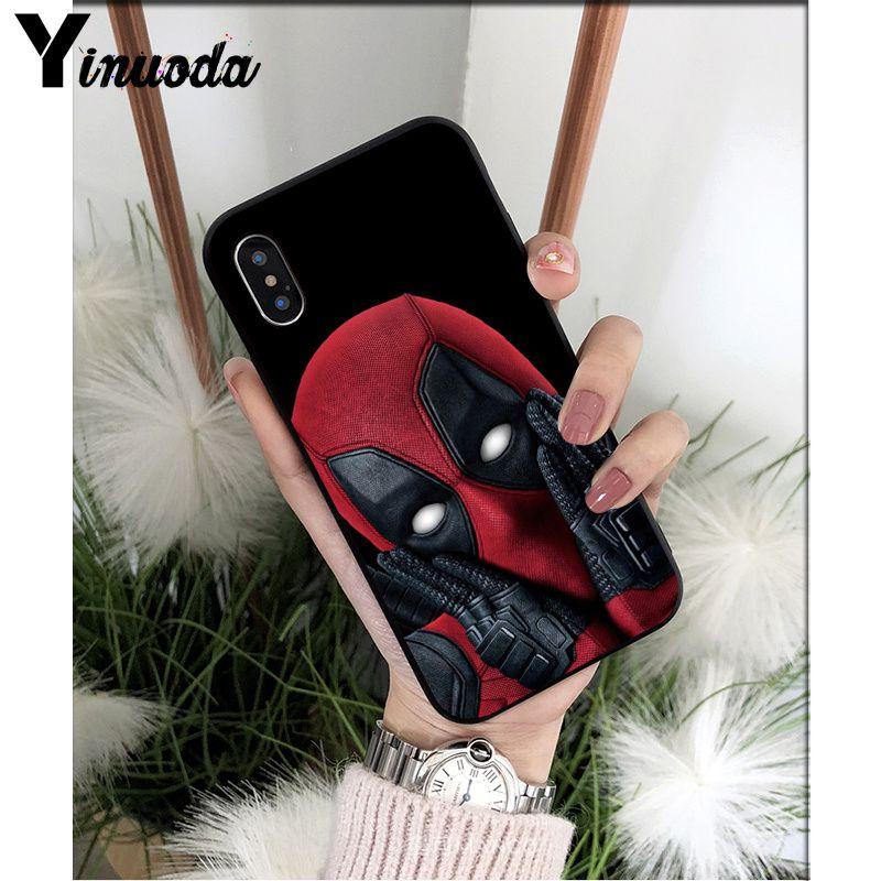 Marvel Hero Deadpool
