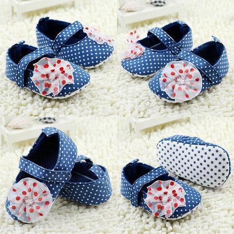 Infant Baby Shoes children shoes Comfortable Soft Sole kids shoes first walkers lace Multan