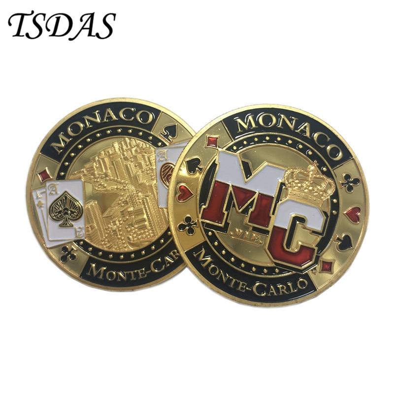Veleprodajni zlatni novčić od 24 tisuće kuna sa stilom MONACO - Kućni dekor - Foto 1