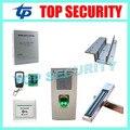 Sistema de control de acceso MA300 fingerprint ZK IP65 a prueba de agua controlador de la puerta de huellas dactilares terminal de control de acceso independiente