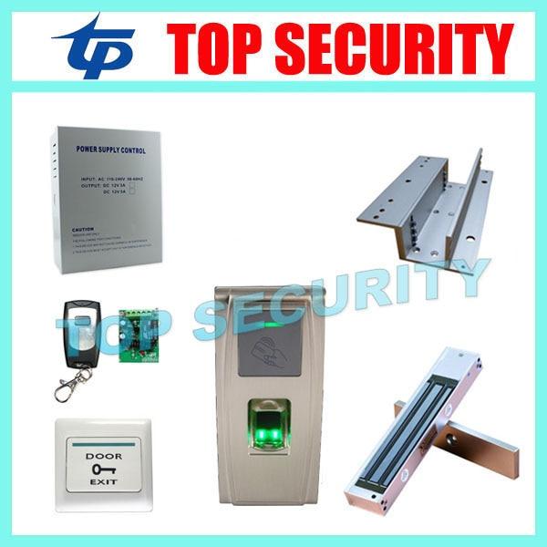 ZK MA300 fingerprint access control system IP65 waterproof fingerprint door controller standalone access control terminal