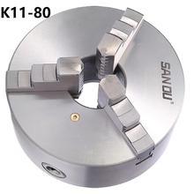 K11-80 k11 torno mandíbula