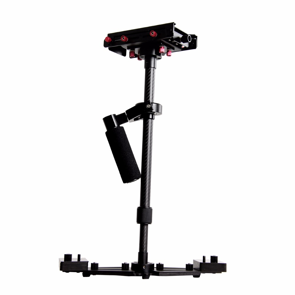 New S700 Professional Handheld Stabilizer 26 Carbon Fiber Camera Steadicam for Canon Nikon Sony DSLR Camcorder DV Camera Video