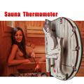 Free shipping high quality sauna accessory cartoon design sauna equipment thermometer hygrometer