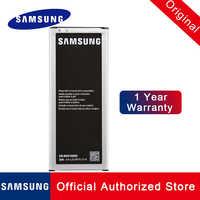 Samsung EB-BN910BBE Original Batterie Für Galaxy note 4 NFC EB-BN910BBU N910A N910U N910F N910H Ersatz Batteria 3220mah akku