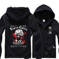 Anime Tokyo Ghoul hoodies men zipper and sweatshirts  Character hip hop  bape hoodie streetwear tracksuit