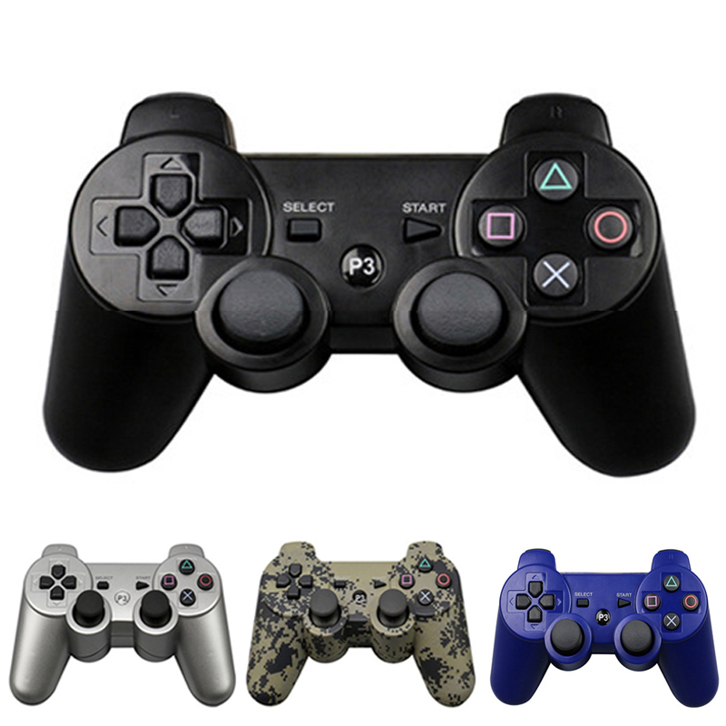 PS3 Controller joystick PS3 for Dualshock 3 Controle Wireless Bluetooth Gamepad For Play Station 3 Joystick For Playstation 3 PC(China)