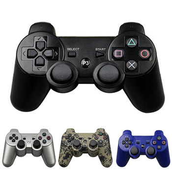 цена на PS3 Controller joystick PS3 for Dualshock 3 Controle Wireless Bluetooth Gamepad For Play Station 3 Joystick For Playstation 3 PC