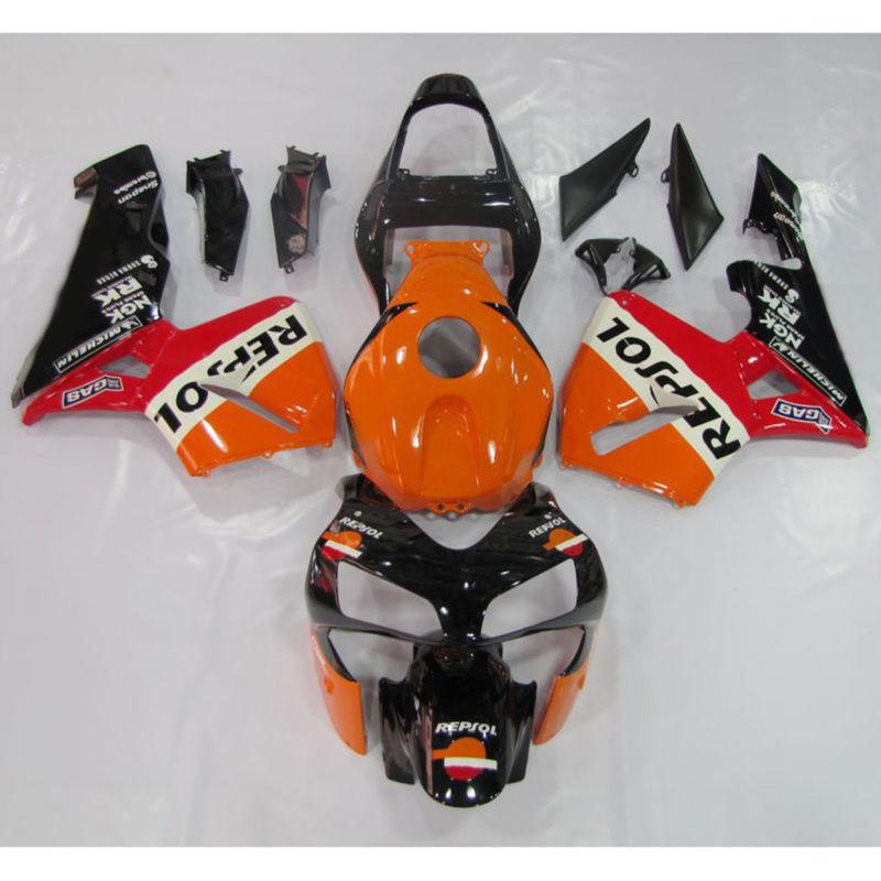Repsol INJECTION ABS Fairing Karosseri För Honda CBR600RR CBR 600 RR - Motorcykel tillbehör och delar