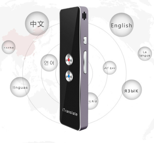 Smart Voice Two-Way Real Time Speech Interactive Translation For Learning