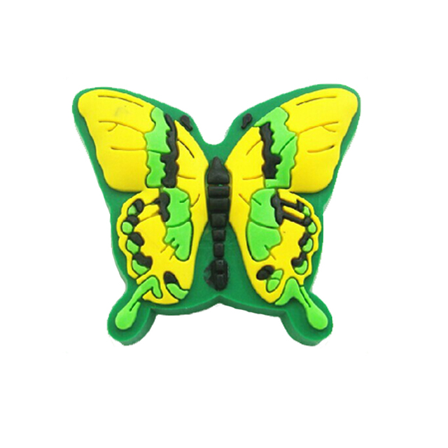 Cute Green Butterfly Drawer knobs Children room Cabinet Wardrobe ...