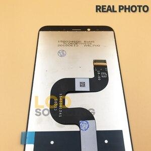Image 5 - 100% Originele 5.99 Inch Lcd Display Voor Xiaomi A2 Mi A2 Lcd Touch Screen Vergadering Digitizer Voor Xiaomi 6X Mi6X display Vervangen