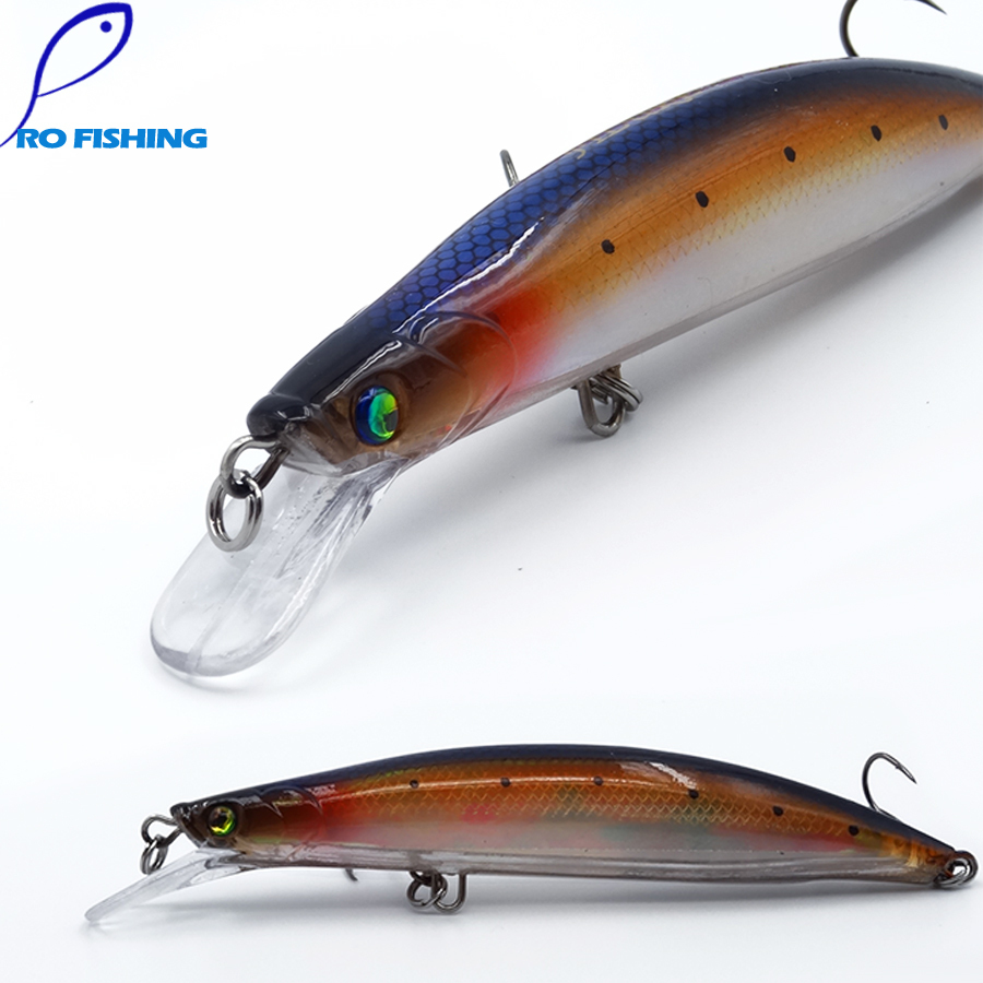 Pesca artificials bait 2pcs 20g trout floating for for Trout fishing tackle
