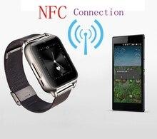 Mode Bluetooth Smart Watch Smartwatch Armbanduhr Tragbare Geräte Für Android-Handy Mit Kamera Unterstützung SIM Karte