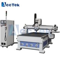 Good quality cnc steel frame machine 1325 1530, ATC cnc router, wood cnc milling machine