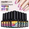 2016 Beauty 1Pcs 10ml Temperature Color Changing UV Nail Soak-off UV  Nail Gel Polish Lacquer