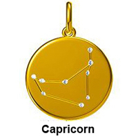 12 Constellation Pendant Necklaces Real 18K 750 Yellow Gold Natural Diamond Zodiac Sign Chain Necklace Jewelry For Women Girl 18K Gold Fashion Jewelry Jewelry and Watches Metal Type Necklace Necklace & Pendant Pendant Rose Gold White Gold Yellow Gold Zodiac Sign Pendant Gem Color: Capricorn Length: 18K Yellow Gold