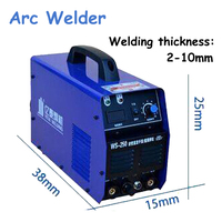 Arc Welder Inverter DC Stainless Steel 220V Hand Welding Argon Arc Welding Machine 0.3 5mm Electric Welder