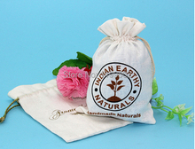 can be custom made jute/linen/flax drawstring jewelry bag for gifts PSP nuts Bouquet Garni coffee bean pouchesbags wholesale