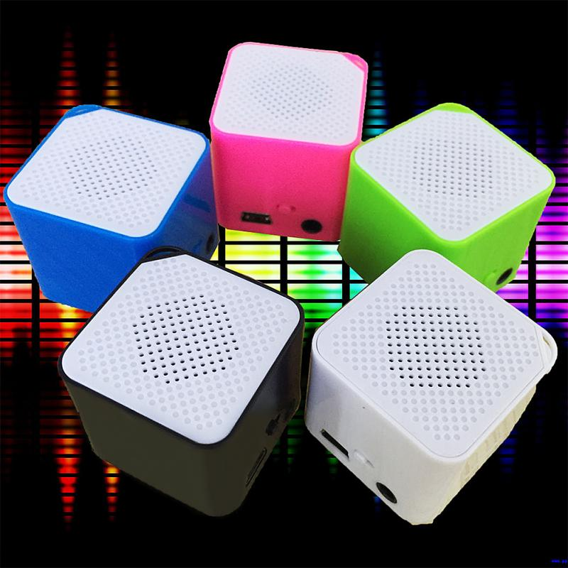 16GB Portable Mini USB 2.0 MP3/WMA Player Support Micro /TF Card Campaign MP3 Music Player Built-in Speaker Resistance to Shock