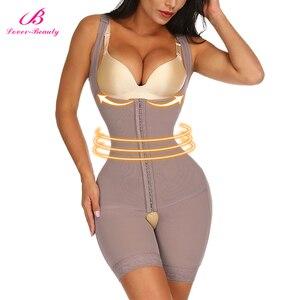 Full Body Shaper Colombian Reductive Girdles Waist Trainer Corset Shapewear Bodysuit Slimming Underwear Post Liposuction