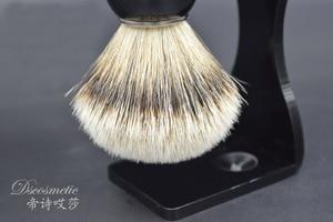 Image 5 - Silvertip włosia borsuka pędzel do golenia ręcznie robiony pędzel do golenia zestaw do pielęgnacji męskiej