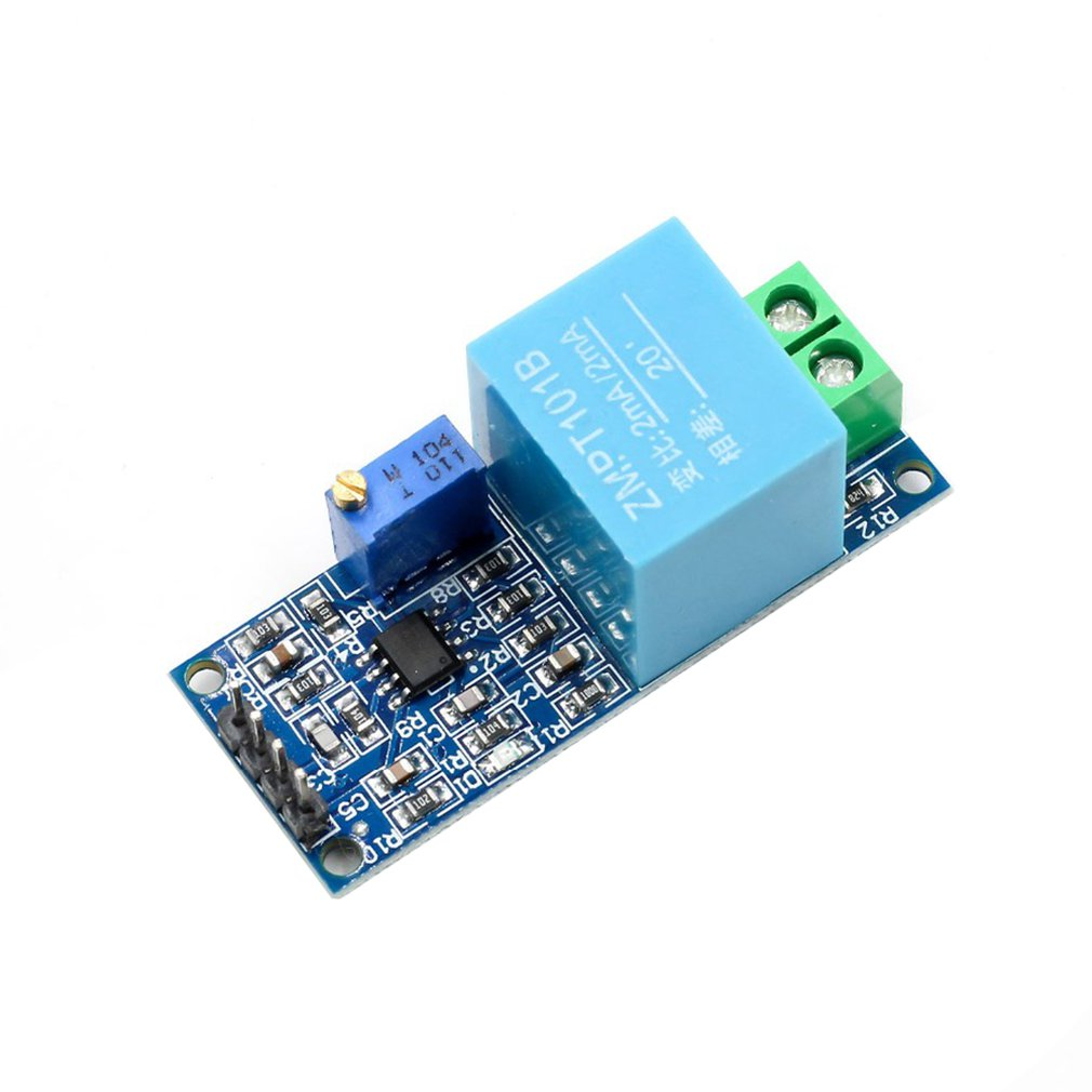 Voltage Transformer Module Single-Phase Ac Active Output Voltage Sensor Module Precision Micro Voltage Transformer