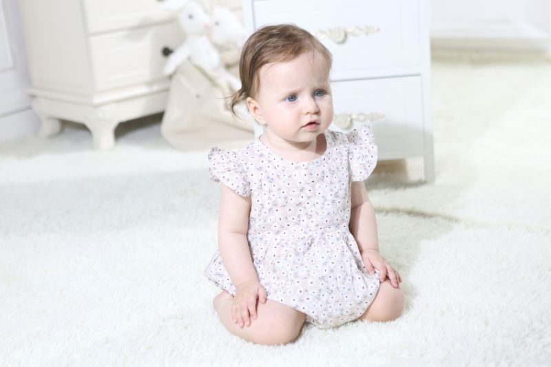 HTB1jAdHazDuK1Rjy1zjq6zraFXaO Pudcoco Flower Newborn Baby Girl Rompers Summer Baby Girls Clothing Ruffles Rompers Jumpsuit Playsuit