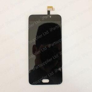 Image 2 - Umi Plus E Màn Hình Hiển Thị LCD + Màn Hình Cảm Ứng 100% Ban Đầu Bộ Số Hóa Màn Hình LCD Kính Cường Lực Thay Thế Cho Umi Plus E + dụng Cụ + Keo