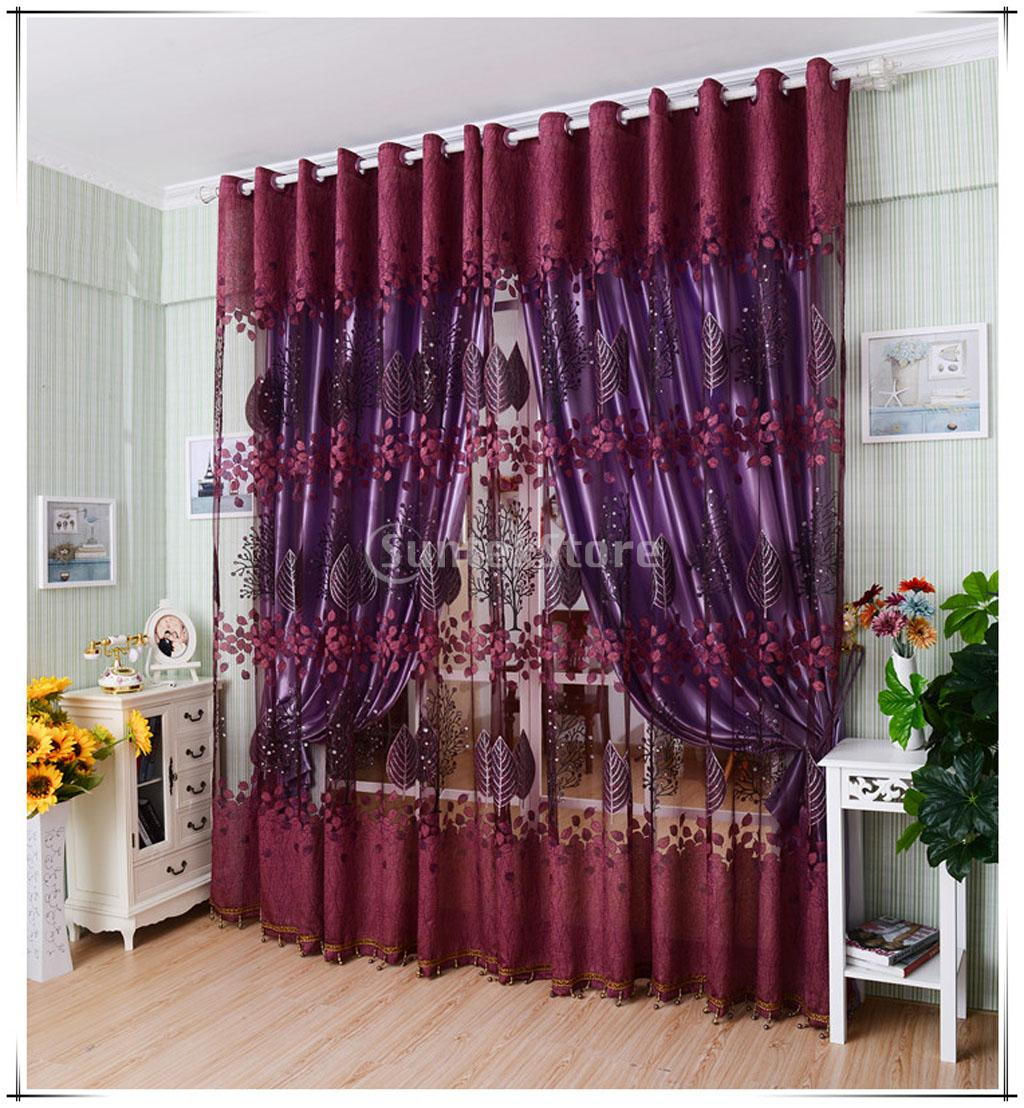 Valance Curtains For Living Room Popular Purple Valance Curtains Buy Cheap Purple Valance Curtains