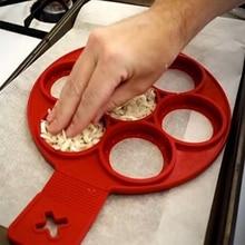 Pancake Flipping Fantastic Nonstick Pancake Maker Egg Ring Maker Perfect Pancakes Easy Waxvac Power Floss Sushi Aquapel Salad