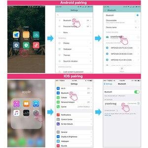 Image 4 - FGHGF Từ Xa Chụp Selfie Chụp Gậy Chụp Hình Bluetooth Monopod Nút Hẹn Giờ Cho Gậy Chụp Hình Tự Sướng Yunteng 1288 Dành Cho IPhone 6 7 8