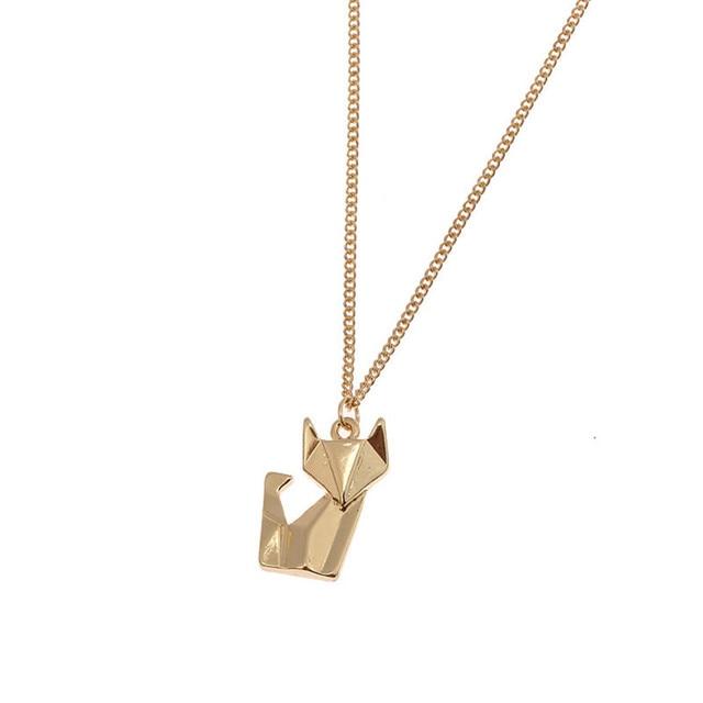 Animal Necklace Geometry...