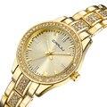 2017 New Luxury Brand Women's Quartz Watch Clock Stainless Steel Watch Ladies Fashion Casual Watch Women Wrist Watches Relojes