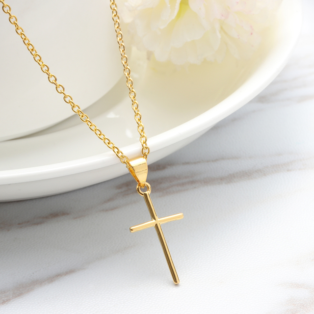gold simple savings shop small mom jewelry stellasalvador push minimalist initial etsy present tiny necklace on delicate dainty solid new