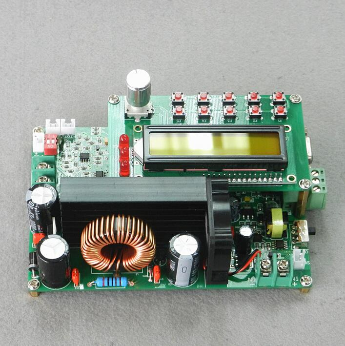 D6008A Programmable Digital DC Constant Current Power Supply Adjustable Buck Module Isolation 485 232 CommunicationD6008A Programmable Digital DC Constant Current Power Supply Adjustable Buck Module Isolation 485 232 Communication
