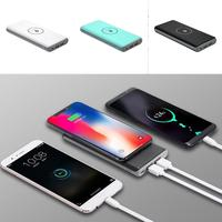 Wireless Mobile Power 20000 mAh Mobile Wireless Charger Power Bank