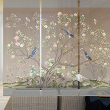 70cmx200cm Hanging Curtain Room Divide Biombo Screen Patterns Designs Window Partition Hanging screen modern living room curtain