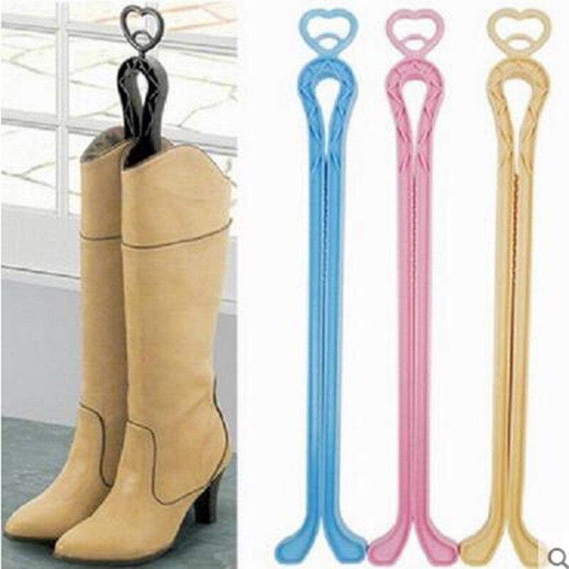 51cm Plastic Long Boots Shaper Stretcher Trees Supporter Shaft Keeper Holder Organizer Storage Hanger Accessories HoneyCherry oem diy 34 25cm 17 51cm 25 51cm 24 24cm