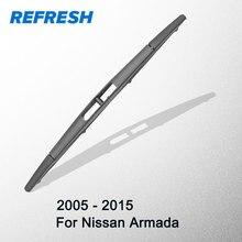 """Обновление Задняя щетка стеклоочистителя для Nissan Armada 1"""" 2005 2006 2007 2008 2009 2010 2011 2012 2013"""